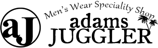 aJ Mens's Wear Speciality Shop adams JUGGLER