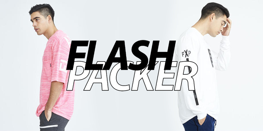 FLASHPACKER